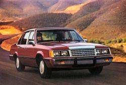 Ford LTD IV Sedan 3.3 120KM 88kW 1983-1988