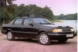 Ford Tempo II 3.0 V6 132KM 97kW 1992-1995