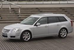 Cadillac BLS Station Wagon 2.0 i 16V Turbo 210KM 154kW 2006-2010