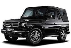 Mercedes Klasa G W463 Soft Top Facelifting