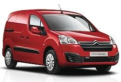 Citroen Berlingo II Van Long Facelifting 2015 1.6 BlueHDi 100KM 74kW 2016-2018