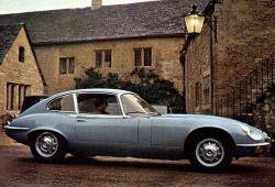 Jaguar E-Type II Coupe
