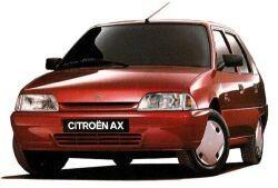Citroen AX I Hatchback