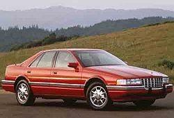 Cadillac SeVille IV 4.6 Northstar 295KM 217kW 1993-1993