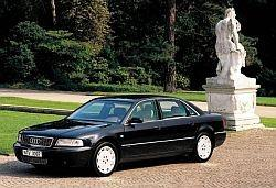 Audi A8 D2 Long 4.2 310KM 228kW 1998-2002