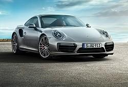 Porsche 911 991 Turbo/Turbo S Coupe Facelifting 3.8 540KM 397kW 2015-2019