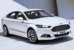 Ford Mondeo V Sedan 2.0 TDCi 150 KM 110 kW
