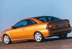 Opel Astra G Coupe 2.0 16V Turbo 190KM 140kW 2000-2005
