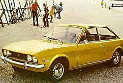 Fiat 124 Coupe 1.6 100KM 74kW 1971-1973