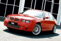 MG ZT Sedan 2.0 CDT 116KM 85kW 2001-2005