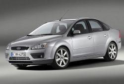 Ford Focus II Sedan 1.6 Duratec Ti-VCT 115KM 85kW 2005-2011