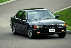 BMW Seria 7 E38 Sedan 740 d 238 KM 175 kW