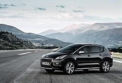 Peugeot 3008 I Crossover Facelifting 2.0 HDi HYbrid4 163 KM 120 kW