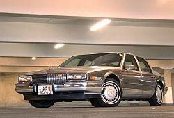 Cadillac SeVille III 4.1 132KM 97kW 1986-1987