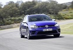 Volkswagen Golf VII R Variant 2.0 TSI BlueMotion Technology 300KM 221kW 2015-2016