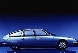 Citroen CX II Hatchback