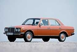 Mercedes W123 Sedan 2.8 158KM 116kW 1975-1981