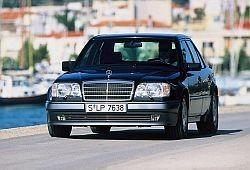 Mercedes W124 Sedan 2.5 D 113KM 83kW 1992-1996