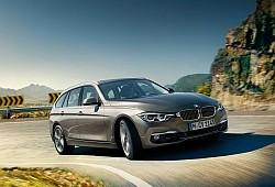 BMW Seria 3 F30-F31-F34 Touring Facelifting 2.0 325d 218KM 160kW 2015-2018