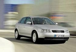 Audi A3 8l Hatchback Opinie I Oceny O Wersji Oceń Swoje Auto