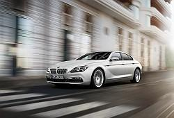 BMW Seria 6 F06-F12-F13 Gran Coupe Facelifting 640d 313 KM 230 kW