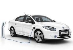 Renault Fluence Sedan Z.E. -