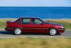 Volvo 850 Sedan 2.5 20V 170KM 125kW 1991-1997