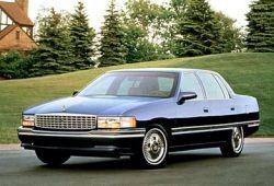 Cadillac DeVille XI 4.6 i V8 32V Concours 305KM 224kW 1998-1999
