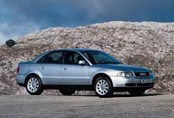 Audi A4 B5 Sedan 1.8 20V Turbo quattro 150KM 110kW 1995-2000