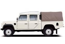 Land Rover Defender I 130 2.5 83 KM 61 kW
