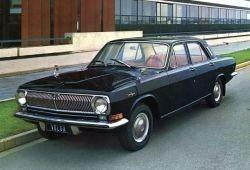 GAZ 24 I Sedan 2.4 i 91KM 67kW 1970-1977