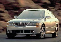 Lincoln LS I Sedan 3.0 220 KM 162 kW