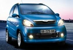 Microcar MGo I Hatchback Family