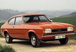 Ford Capri II Coupe
