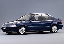 Honda Civic V Sedan 1.5 VEi 90KM 66kW 1991-1995
