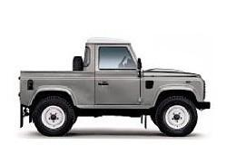 Land Rover Defender III 90 Pick Up 2.2 135KM 99kW 2011-2011