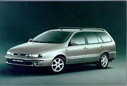 Fiat Marea Weekend 1.6 16V 103KM 76kW 1996-2002