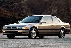 Honda Accord IV Coupe 2.0 i 16V 133KM 98kW 1992-1994