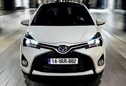 Toyota Yaris III Hatchback 3d Facelifting -