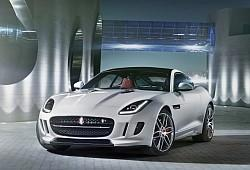 Jaguar F-Type Coupe -