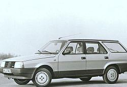 Fiat Regata Weekend 1.6 i.e. 90KM 66kW 1987-1989