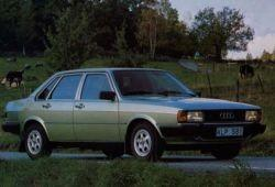 Audi 80 B2 Sedan 1.9 CD-5S 115KM 85kW 1981-1983