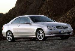 Mercedes CLK W209 Coupe C209