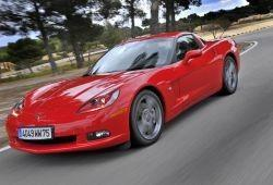 Chevrolet Corvette C6 Coupe -