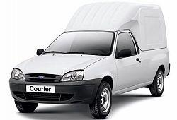 Ford Courier 1.8D 60KM 44kW 1991-2002