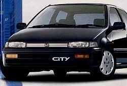 Honda City II Hatchback