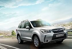 Subaru Forester IV Terenowy Facelifting 2.0 XT 241 KM 177 kW
