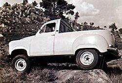 Renault 4 Pick Up 1.0 34KM 25kW 1986-1991