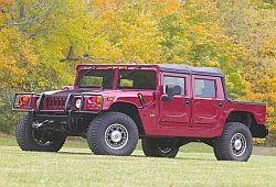 Hummer H1 SoftTop 6.5 TD 197KM 145kW 1992-2006