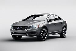 Volvo S60 II Cross Country 2.4 D4 190KM 140kW od 2015